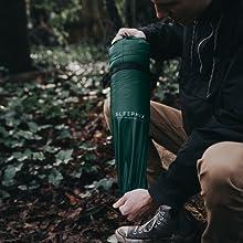 lightweight travel blanket water resistant wearable