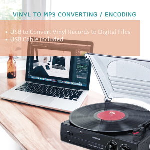 vinyl player to mp3