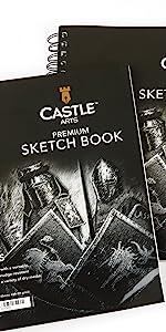 sketching pad paper sketchbook
