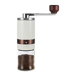 cream color coffee grinder