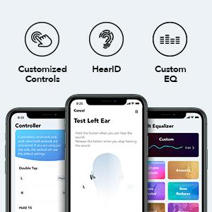 アプリで手軽なカスタマイズ
