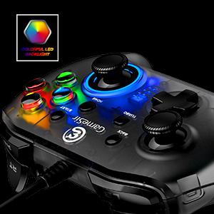 Translucent Design with Impressing LED Lights