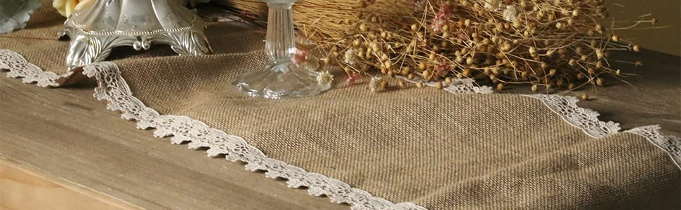 72 Inch table runner