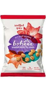 bohana soulful sriracha spice