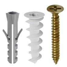 premium screws anchors