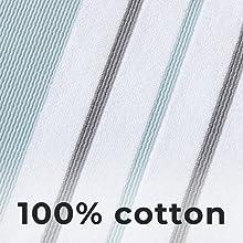 100 percent cotton
