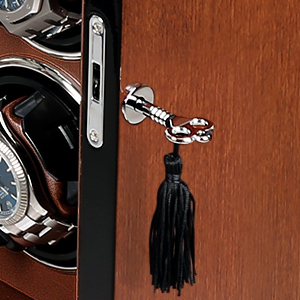 locking watch winder