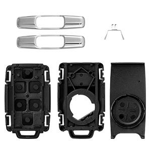 Chevy GMC Key Fob Case Shell