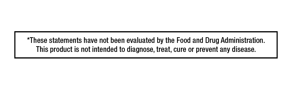 Enzyme Science, Disclaimer, Statement, FDA, Food, Drug, Administration
