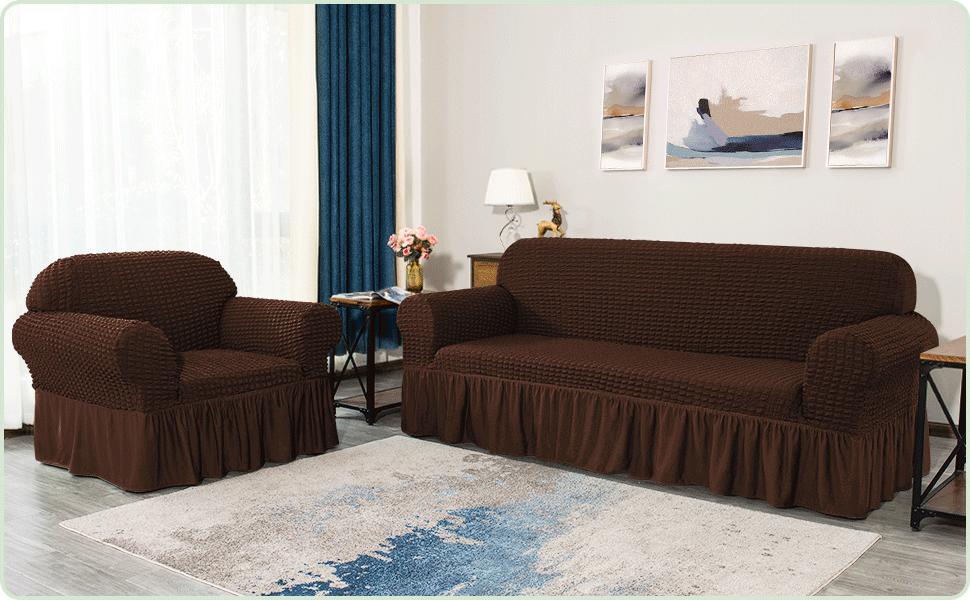 spandex sofa cover