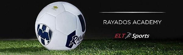 soccer ball hybrid rayados academy