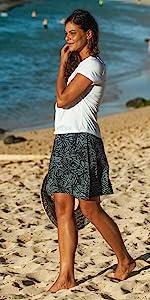 Ripskirt, Hawaii, Beach, Sun, Wrap, Skirt, Cover-up