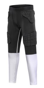 Youth Padded football pants