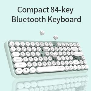 typewriter wireless keyboard