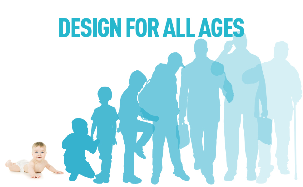 Design for all ages