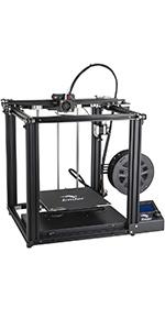 Comgrow Creality 3D Ender-5 Impresora 3D con función de impresión ...