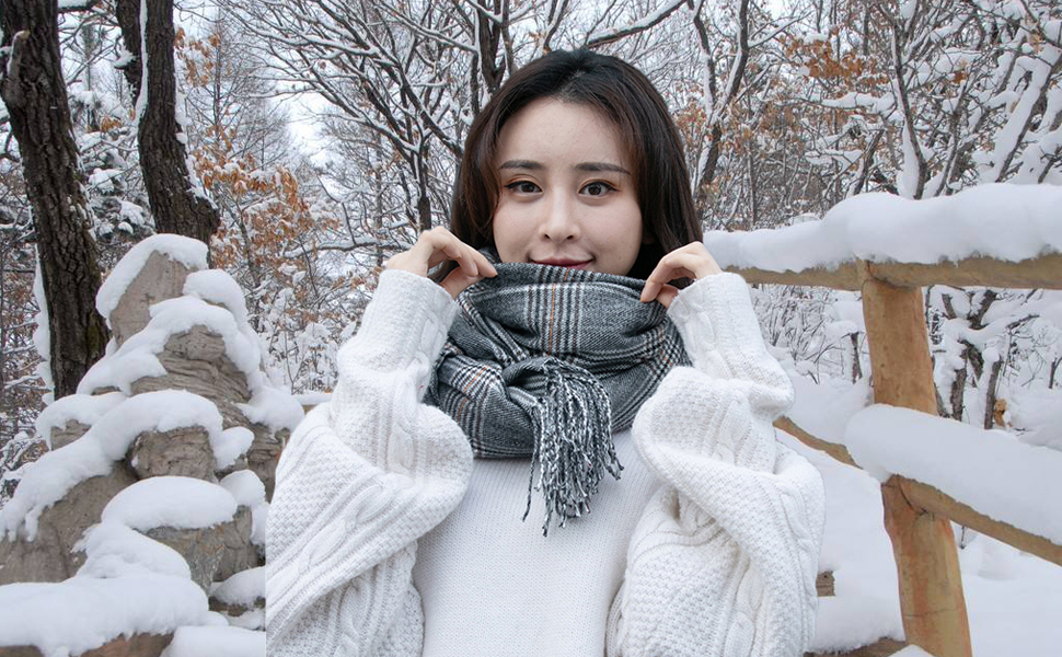Winter Cold-resistant scarf for Women
