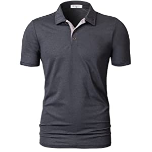 super lightweight thin cool dry polo t shirt