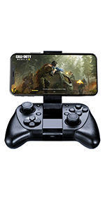 MFI Iphone game pad controller for iPhone and iPad