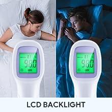 LCD backlit