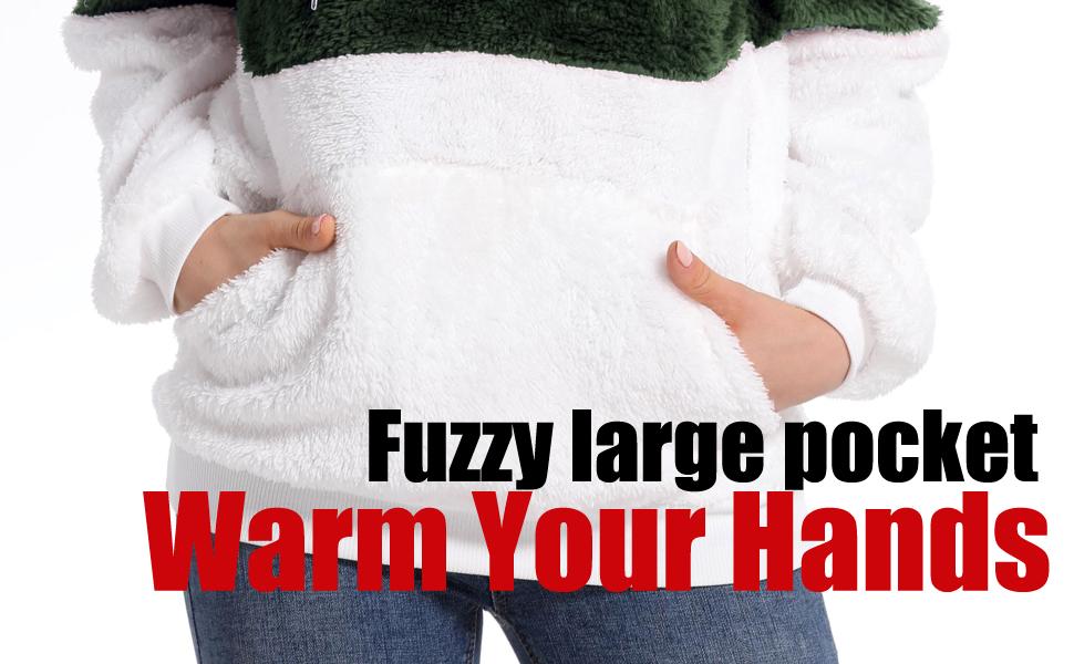 Zimaes-Women Christmas Sloping Shoulder Long Sleeve Top Hoodies Sweatshirt