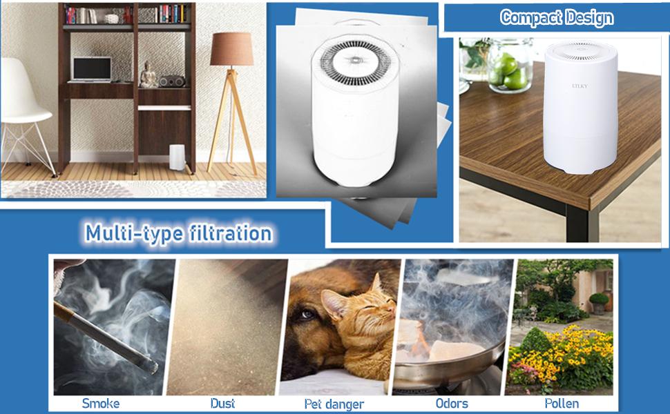 personal air purifier