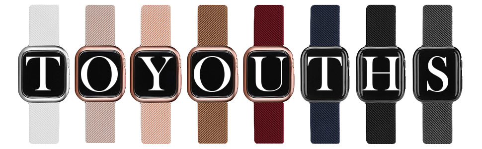 TOYOUTHS apple watch band