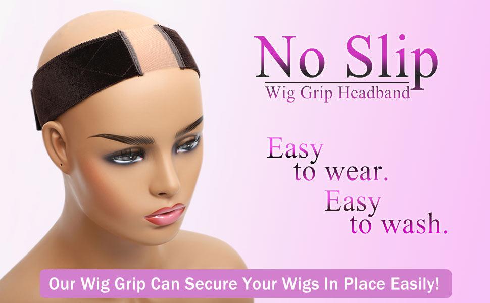 wig grip headband