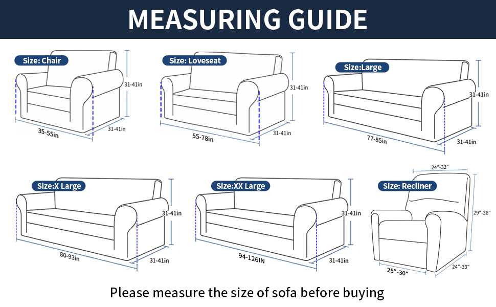 sofa covers for 3 cushion couch