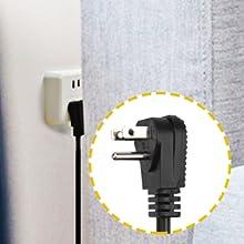 right angle plug angled plug 90 angle plug flat plug