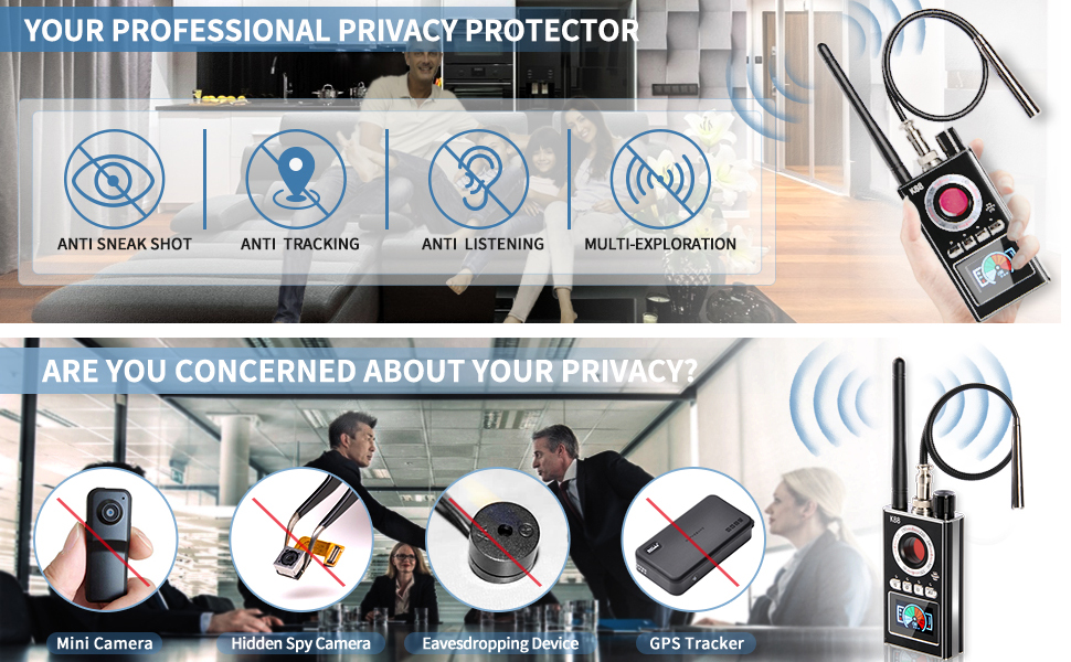 Professional privacy protector