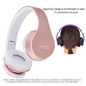 Wireless and Wired Headsets
