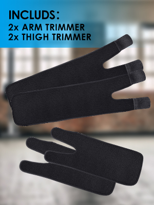 Arm trimmers and Thigh trimmers