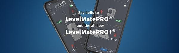LevelMatePRO LevelMatePRO+ LogicBlue