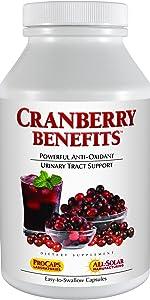 Cranberry Benefits