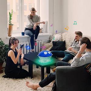 enjoy music at home