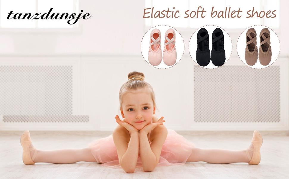 girls women ballet shoes