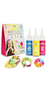 3 Pack Neon Fashion Fun Kit
