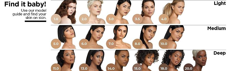 Foundation, makeup, liquid foundation, ex1 foundation, full coverage foundation, vegan makeup