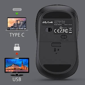 type c and usb connetcion