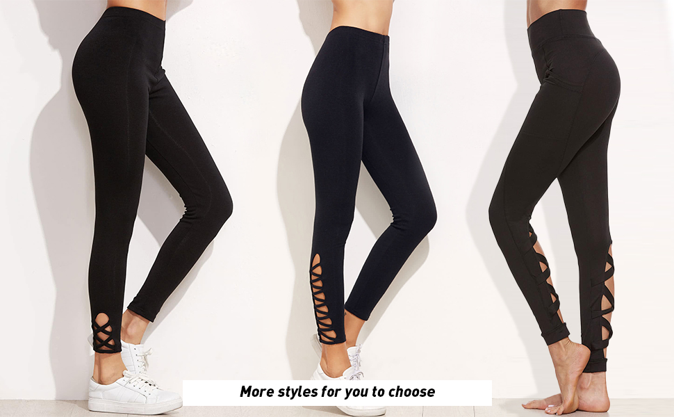 ACTIVE LEGGINGS FOR WOMEN