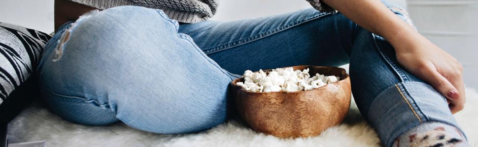 hulless popcorn
