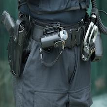 Reaper Police Pepper Spray Belt