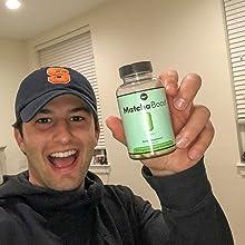 anti-inflammatory, Matcha green tea pills
