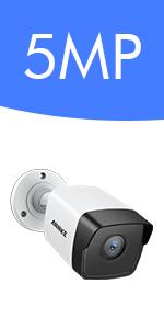 ANNKE 5MP POE security camera