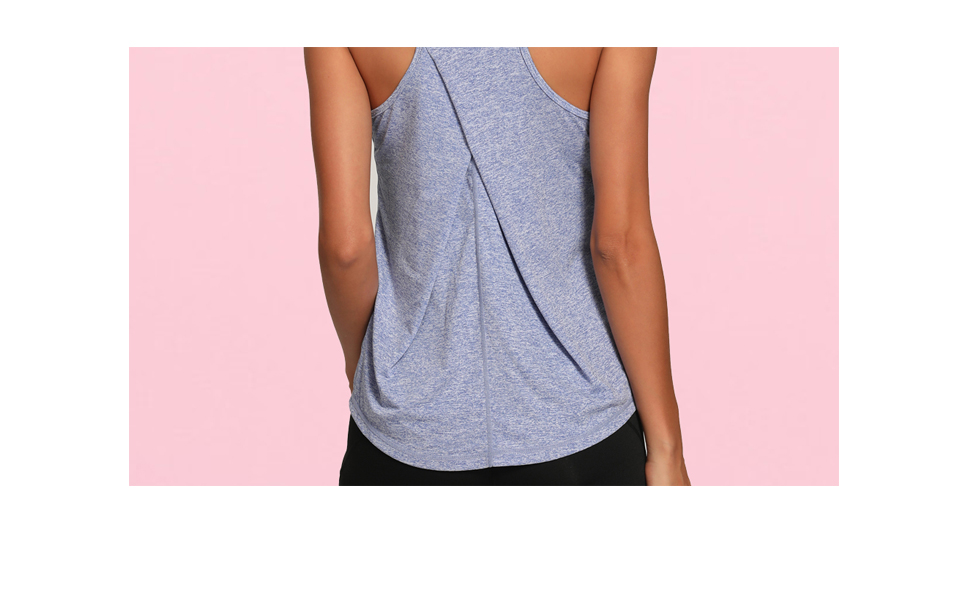 workout tank tops for women