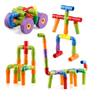 stem pipe blocks