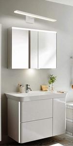 LED bathroom light white