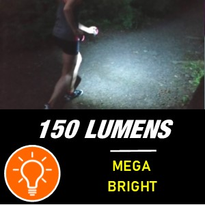 Knuckle Lights ultra bright lights for walking at night and running in the dark