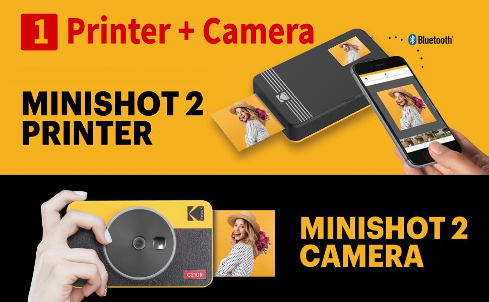 kodak photo printer camera c210r